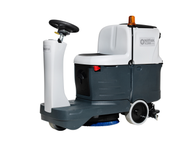 Scrubber SC2000 Compact Ride On
