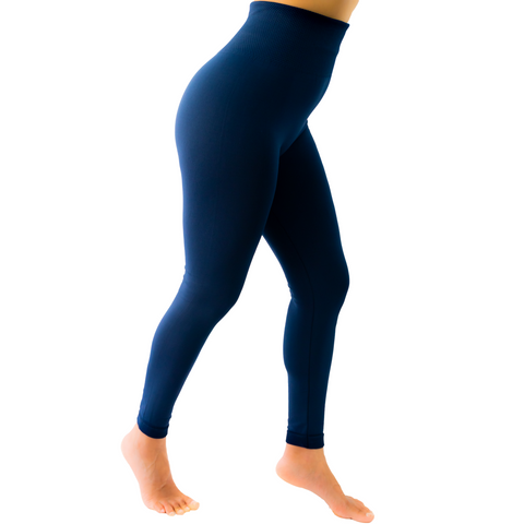 WinterWarm Fleece Leggings - Athleivate Fleece Leggings Jeggings