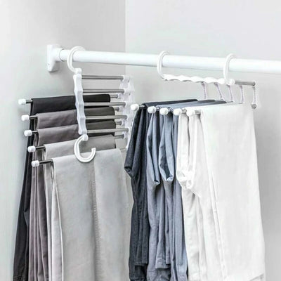 MULTI-FUNCTIONAL PANTS RACK (1ST ANNIVERSARY PROMOTION - 49% OFF)