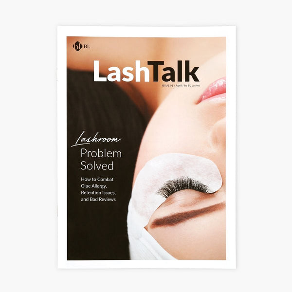 [Magazine] LashTalk (Issue 01, April 2020) - BL Lashes Korea