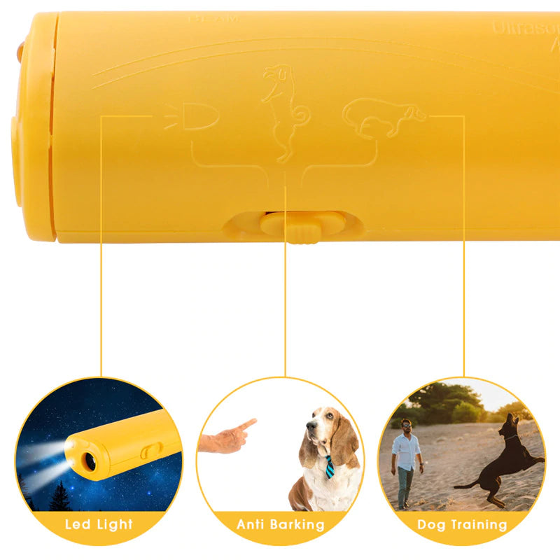 3-in-1 Pet Training Devices - Smart Shop Way