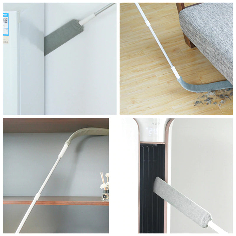 Bedside Dust Brush Long Handle Mop - Smart Shop Way