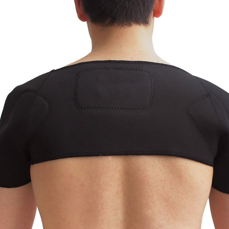 Self-heating Tourmaline Shoulder Magnetic Therapy - Smart Shop Way