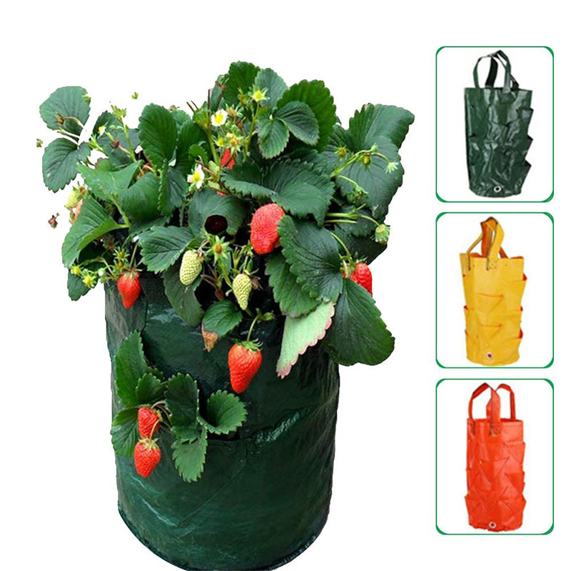 Open Vegetable Planting Grow Bag - Smart Shop Way