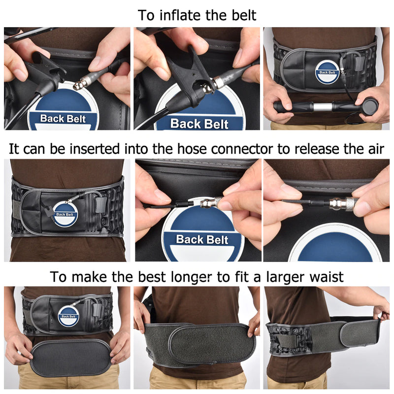 Decompression Therapy Belt - Smart Shop Way