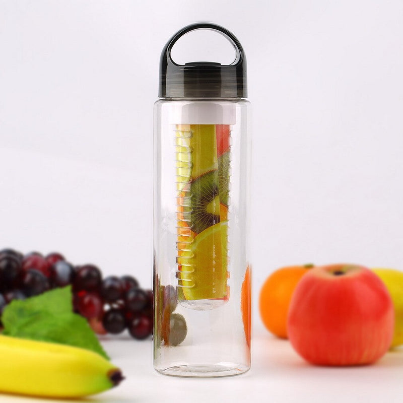 Bpa Free Fruit Infuser Water Bottle - Smart Shop Way