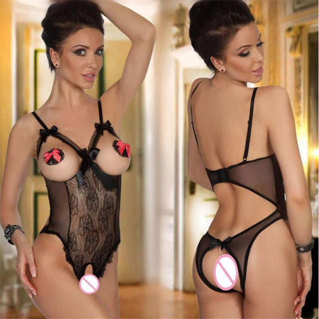 Women Open Crotch Lingerie - Smart Shop Way