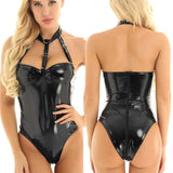 Corset Sexy Leather Lingerie - Smart Shop Way