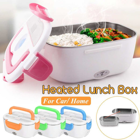 Electric Heating Lunch Box - Smart Shop Way