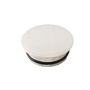 Knob Cap, Stainless Steel