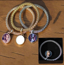 Load image into Gallery viewer, Sublimation Stretch Bracelets