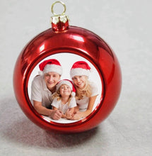 Load image into Gallery viewer, Sublimation Christmas Ornament