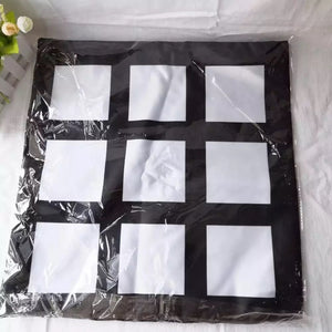 High Quality Sublimation 9 Panel Pillow