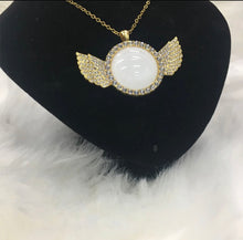 Load image into Gallery viewer, Sublimation Angel Wing Necklace