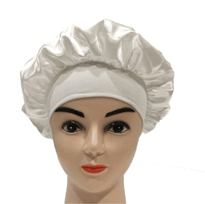 Sublimation Hair Bonnet with Wide Band