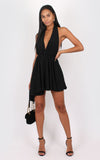 Harriet Dress in black