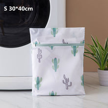 Load image into Gallery viewer, 6-Pc Laundry Mesh Bag Set - Cactus