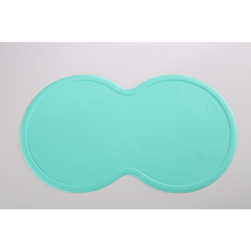 Eco-friendly Silicone Pet Placemat
