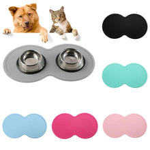 Load image into Gallery viewer, Eco-friendly Silicone Pet Placemat