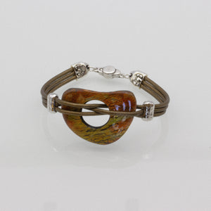 Crackle Bracelet -Small