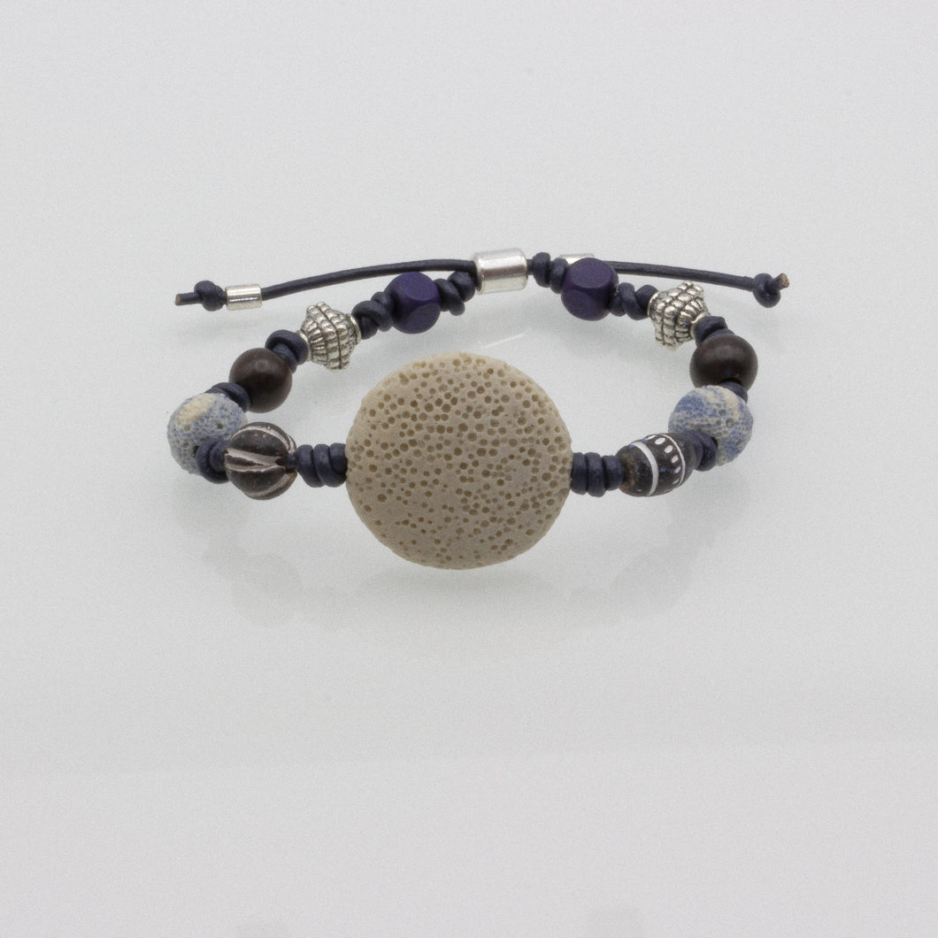 Aromatherapy Bracelet - Adjustable