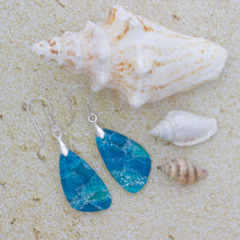 Load image into Gallery viewer, Ocean Waves Earrings
