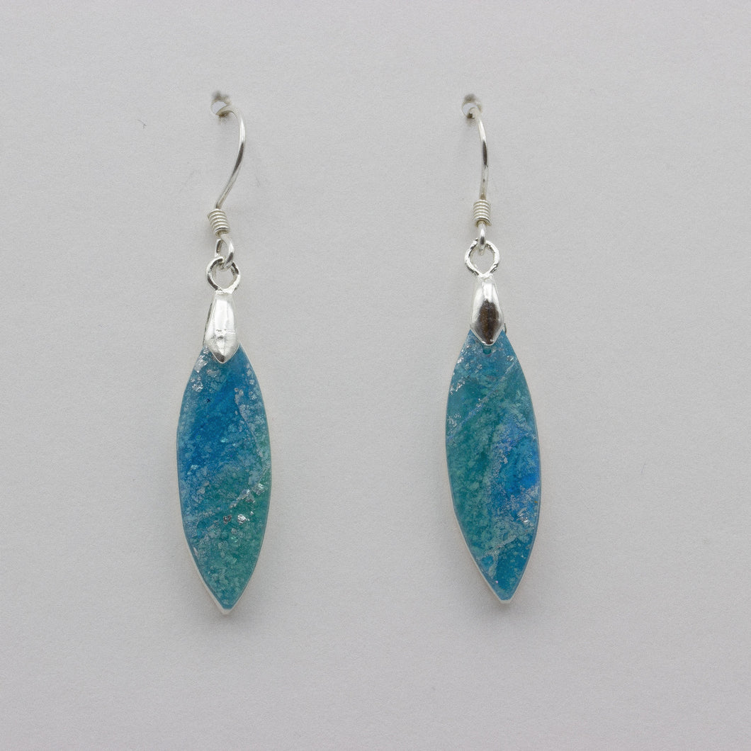 Ocean Waves Earrings