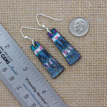Load image into Gallery viewer, Crackle Earrings
