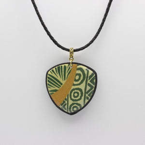 Eclectic Ethnic Necklace