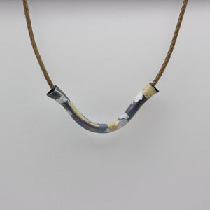 Crackle Necklace
