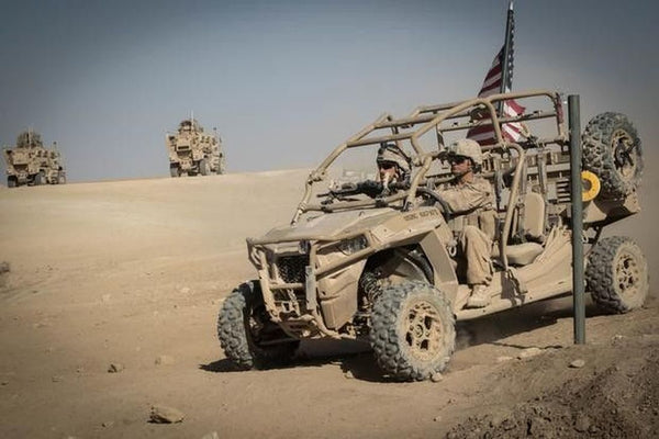 SUPERATV Strong Enough for Our Military. Strong Enough for You. - MST Motorsports