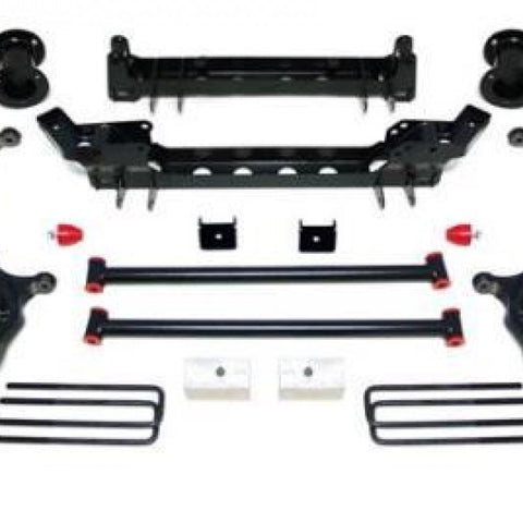 6 Inch Lift Kit with ES3000 Shocks 04-13 Nissan Titan Pro Comp Suspension