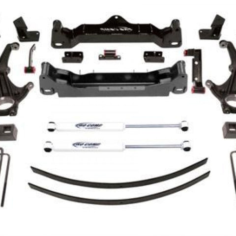 6 inch Lift Kit with ES9000 Shocks 16 Toyota Tacoma Pro Comp Suspension
