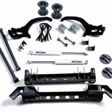 6 Inch Lift Kit with Pro Runner Shocks 04-13 Nissan Titan K6002BPS Pro Comp Suspension