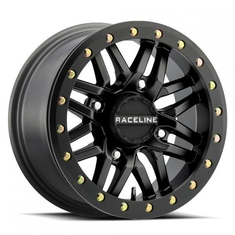 A91B-Ryno Beadlock Black Wheel - 4X110