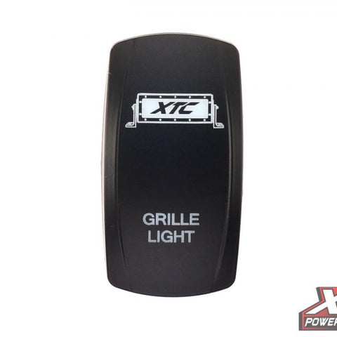Grille Light Bar Rocker/Actuator, Contura V, Rocker Only