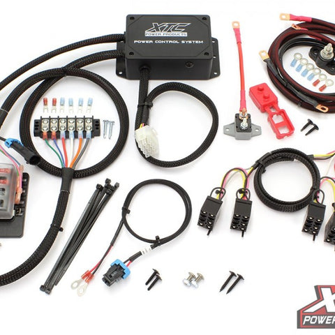 Kawasaki KRX Plug & Play 6 Switch Power Control System - Switches Not Included