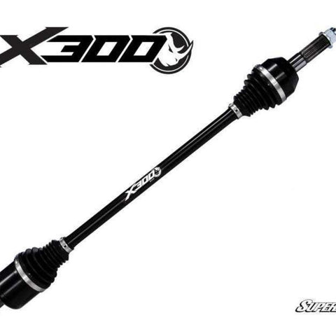 Polaris RZR 900 Big Lift Kit Heavy Duty Axles - X300