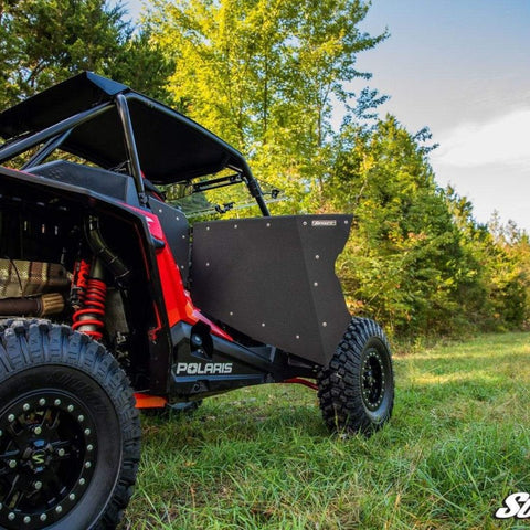 Polaris RZR XP Turbo Aluminum Doors