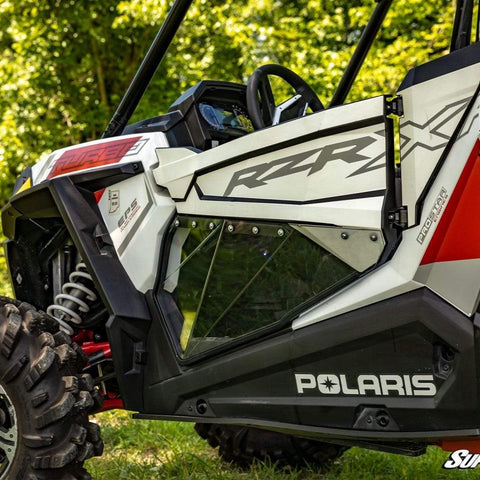 Polaris RZR XP Turbo S Clear Lower Doors