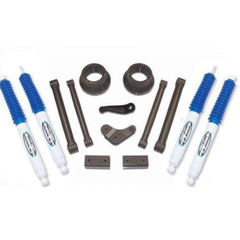 Pro Comp Suspensio 3 Inch Lift Kit with ES3000 Shocks 03-08 and Dodge Ram 2500 4WD Pro Comp Suspension