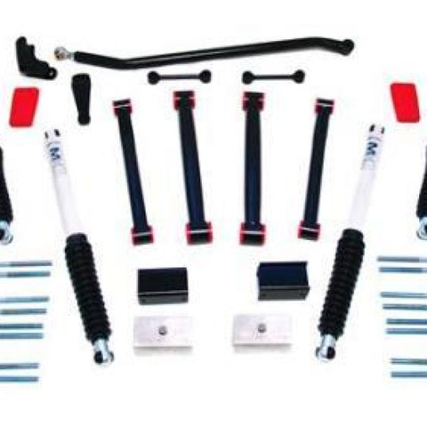 Pro Comp Suspensnion 5 Inch Lift Kit with ES9000 Shocks 09-10 Dodge Ram 2500 4WD Pro Comp Suspension