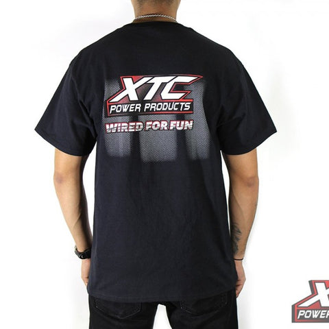 XTC Barbed Black T-Shirt