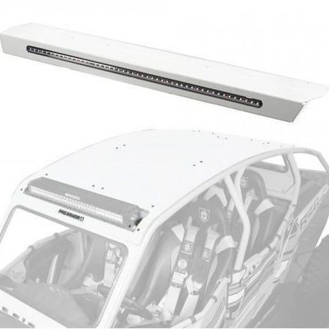 Pro Armor Asylum Roof With W/ Integrated Rear Light-Bar - Rzr Xp4 1000