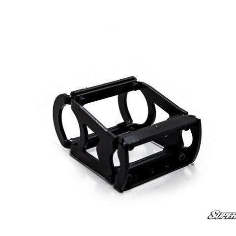 Spare Axle Cage Mount