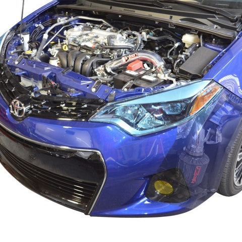 Injen 2014 Toyota Corolla 1.8L 4 Cyl. CAI w/ MR Tech and Air Fusions Black Cold Air Intake