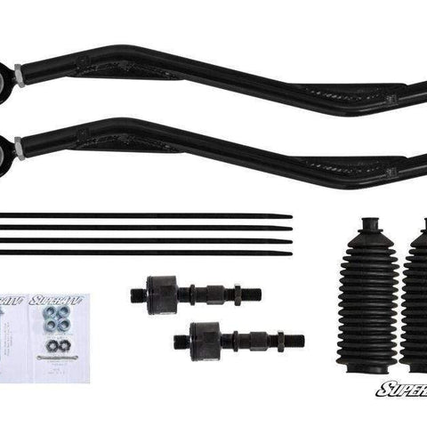 Can-Am Maverick Z-Bend Tie Rod Kit - Replacement for SuperATV Lift Kits - MST Motorsports