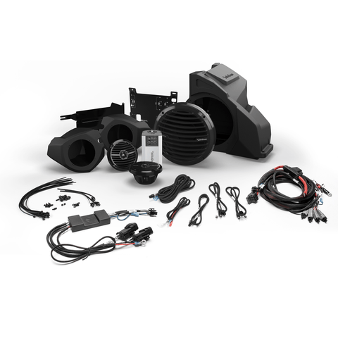 Ride Command® Interface, Front Speaker And Subwoofer Kit For Select Polaris® RZR® Models - MST Motorsports
