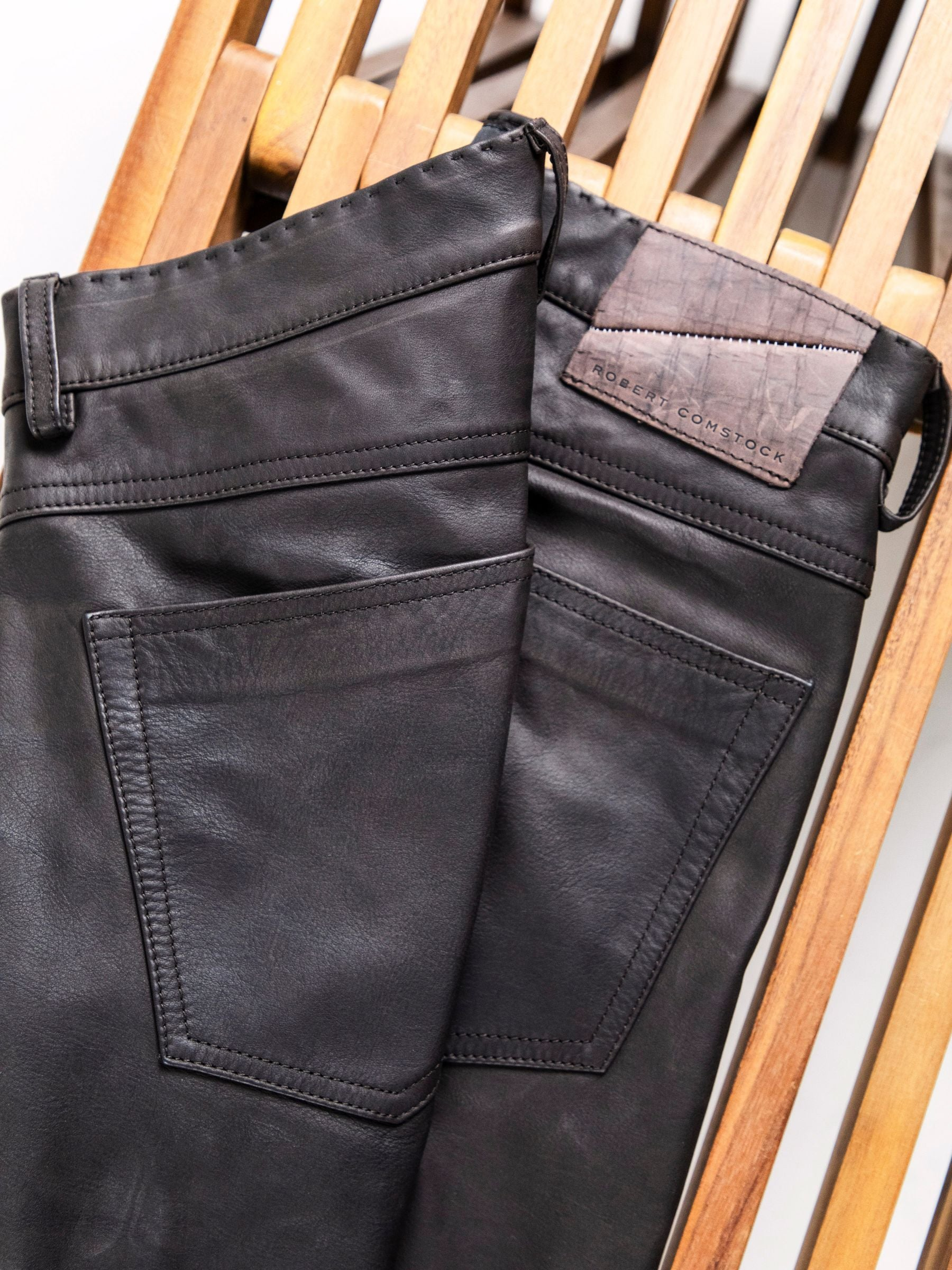 5-pocket Italian calf Jeans, nothing left to comment