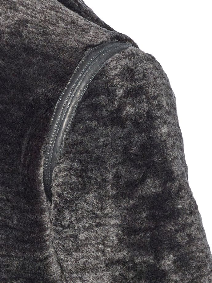 FEATHER SHEARLING